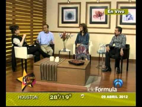 Alma Muriel entrevista con Matilde Obregón