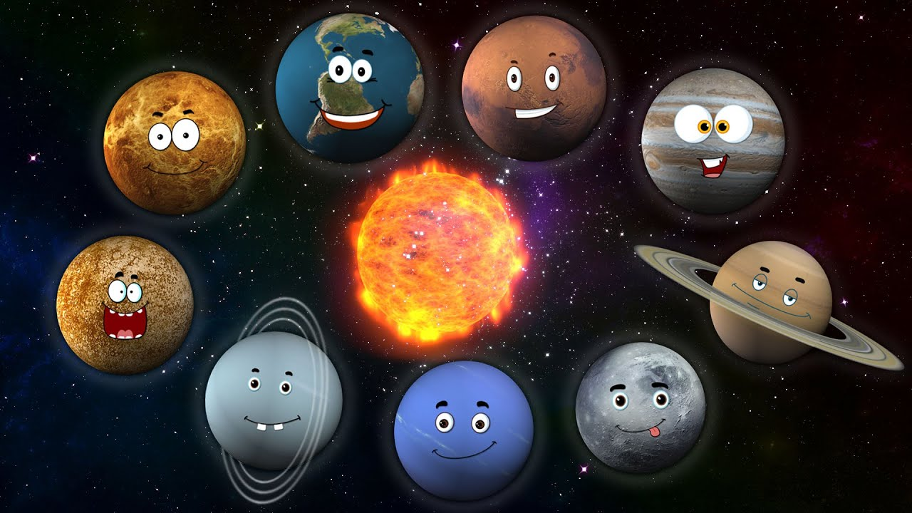 Solar System  Astronomy for Kids