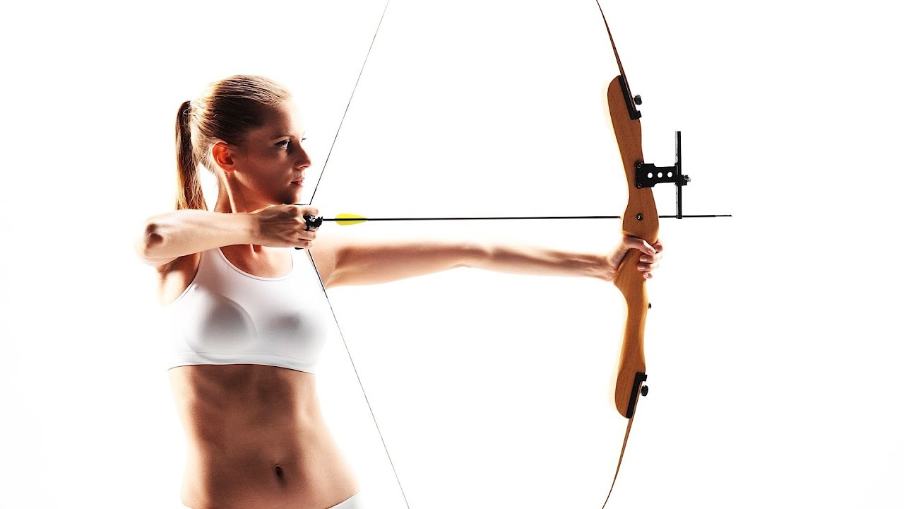 Archery - Magazine cover