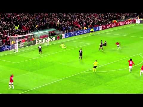 "Manchester United ""Wayne Rooney"" Goals-Passing-Skills the complete Attacking midfielder"