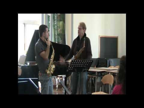 Arno Bornkamp Masterclass Salerno June 27 2010 Demersseman Fantaisie sur un Thème Original part 4