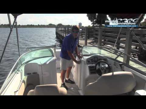 New Hurricane SunDeck SD 2400 OB with Yamaha F200XB Four Stroke Outboard boat for sale
