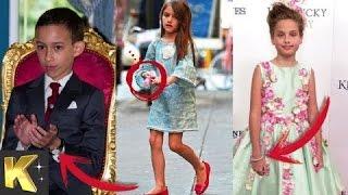 KHÁM PHÁ | Những Đứa Trẻ Giàu Nhất Thế Giới - The Richest Kids In The World
