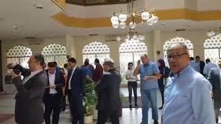 إقبال المصريين على استفتاء تعديل الدستور