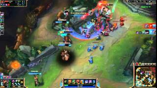 [LoL] Mr Zipar How To Udyr Jungle In S5 Jungle