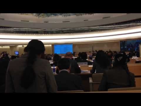 ADHRB Item 4 Oral Intervention at UN Human Rights Council 25th Session