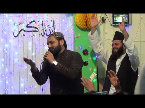 QARI SHAHID MEHMOOD QADRI IN ATHENS GREECE ON 10-6-2014