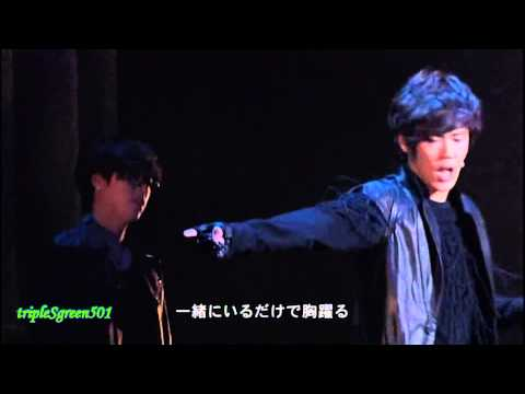 [HD] SS501 Kim Kyu Jong - Wuss Up - Summer &amp; Love Fan Meeting.wmv