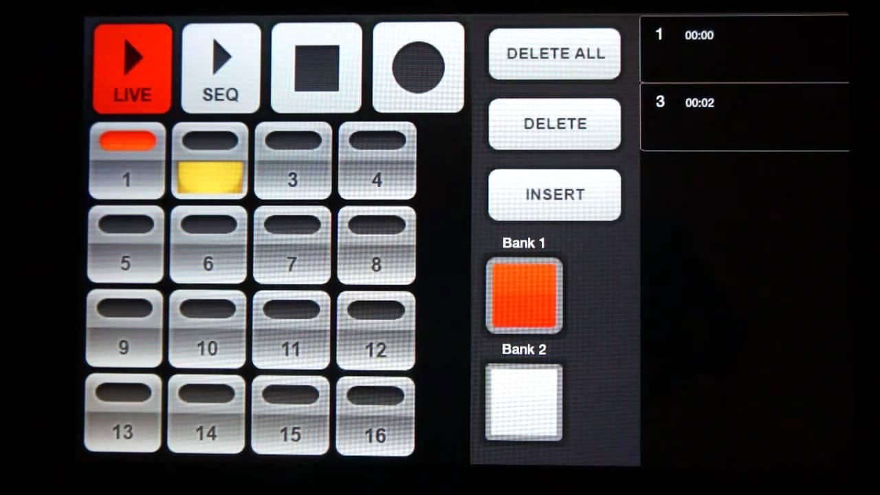 electrum drum machine sampler android ???????