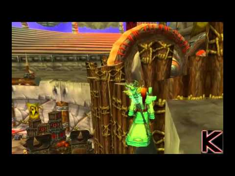 Wow 5.4.8 - How to get out of Brawl'gar Arena!