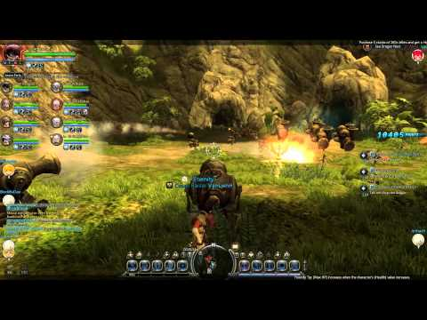 Dragon Nest SEA - Stage 1 Level 40 Sea Dragon Nest Guide
