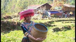Việt Nam tươi đẹp | Khổng Tú Quỳnh xinh đẹp trong trang phục thiếu nữ H'Mong | HTV VNTD