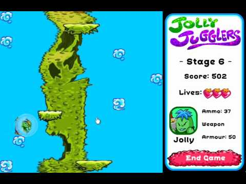 Farming Games Series 6: Jolly Jugglers (Part 1) -  By Bartdrunkeys, Same gameplay, in part1 I show how to play the game and get to the boss. In Part2 you'll see the actual farming process. I hope you like.