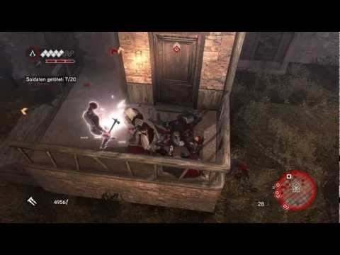Assassins Creed Brotherhood - Walkthrough - Part 31 [HD]