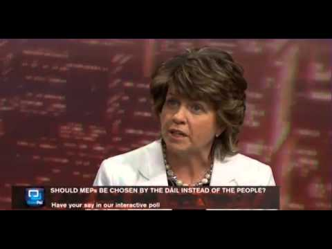 Theresa Heaney on Vincent Browne's