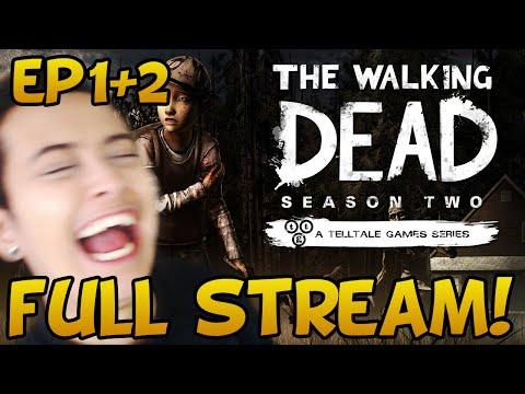 Telltale's The Walking Dead Season 2 FULL STREAM [EP 1 & 2]