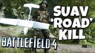 Battlefield 4 - SUAV Road Kill 'China Rising Dlc'