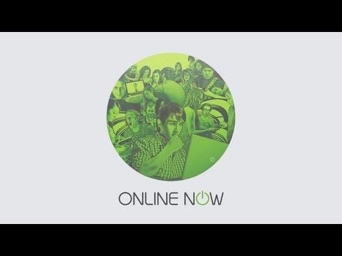 Online Now