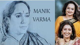 Varsa Kalecha : Manik Varma And Her Daughters Vandana
