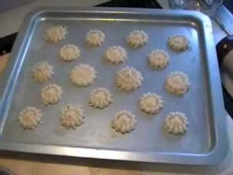 How To Make Basic Spritz Cookies
