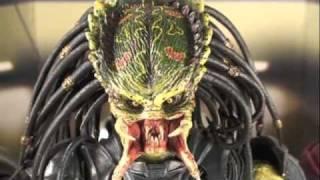 Predator 2 Hot Toys Lost Predator 1/6 Scale Movie