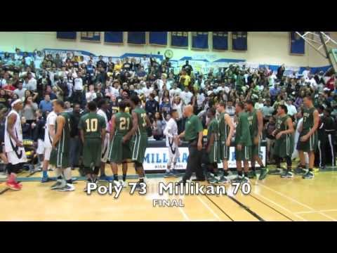 High School Basketball: Long Beach Poly vs. LB Millikan