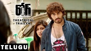 Rogue : Telugu and Kannada Theatrical Trailers - Puri Jaga..