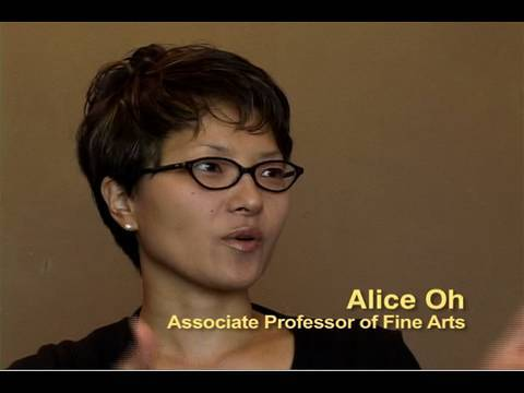 Making Their Mark: Alice Oh Moore College of Art & Design Oral History