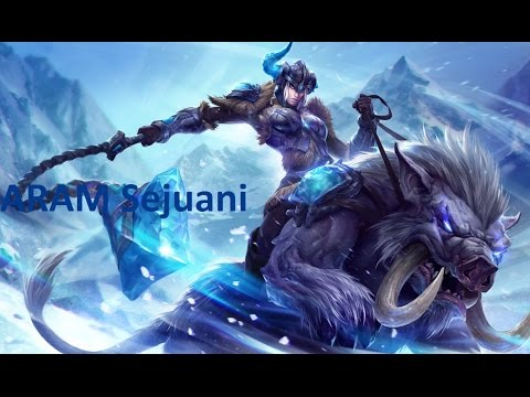League Of Legends Aram Sejuani
