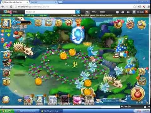 ngọc rồng chế hài vãi lúa =)) game 7 vien ngoc rong mobile