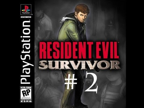 Resident Evil Survivor (PS1) Walkthrough part 2.