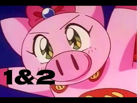 Hiệp sĩ lợn tập 1 Sự xuất hiện của Burin, tập 2 Cuộc tranh tài cao thấp