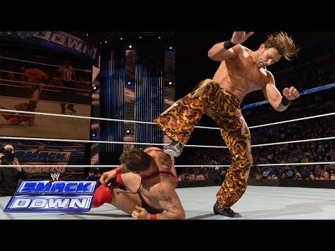 Santino Marella  vs. Fandango: SmackDown, April 18, 2014