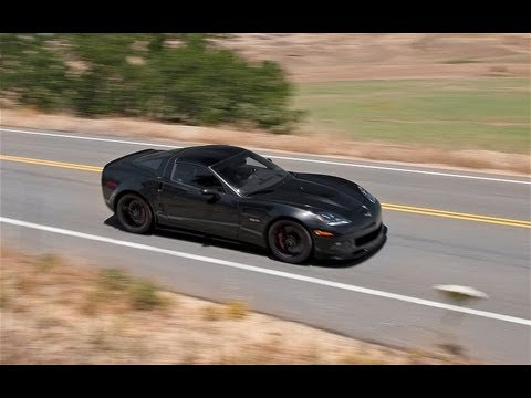 2012 Chevrolet Corvette Z06 Centennial Edition Hot Lap! - 2011 Best Driver's Car Contender