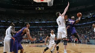 Phoenix Suns Top 10 Plays of the 2014-15 Season