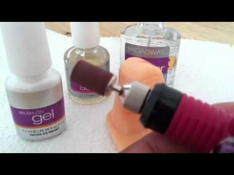 Uv gel nails without uv light 55w