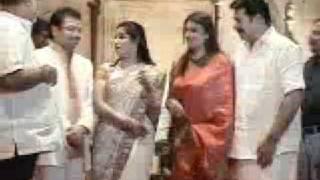 Kavya Madhavan Wedding Reception In Kochi Part 2 [www