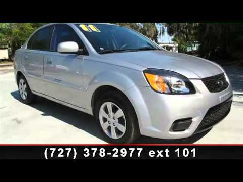 2011 KIA RIO - Julians Auto Showcase - New Port Richey, Fl