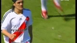 Ariel Ortega Vs Boca Jrs. Apertura 2007