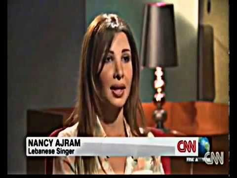 CNN interviews Nancy Ajram - 2013