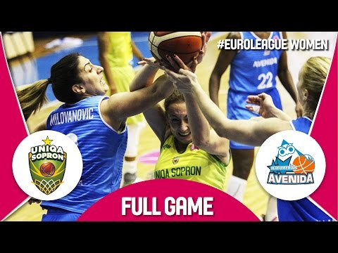 Sopron - Salamanca Euroliga 2016/2017
