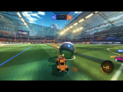 ROCKET LEAGUE: Best Goals, Saves & Team work (Rocket League Funny Moments)