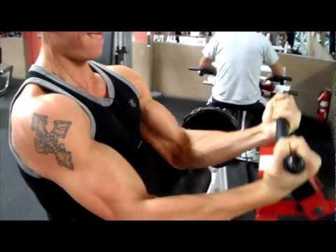 Arm Workout Bicep Tricep