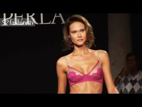 La Perla Lingerie - Special Event at Milan Fashion Week Spring 2012 MFW | FashionTV - FTV