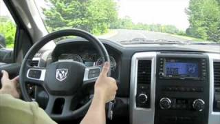 Test Drive The 2009 Dodge Ram Sport 5.7 HEMI (Review