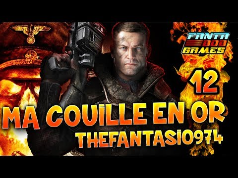 Wolfenstein The New Order - Ep.12 - Playthrough avec Fanta 1080p60