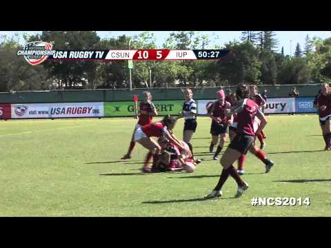 Women's DII Semi-Final - Indiana vs. Cal State Northridge