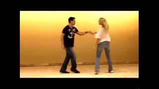 Choreography West Coast Swing Flash Mob 2010 Huston TX