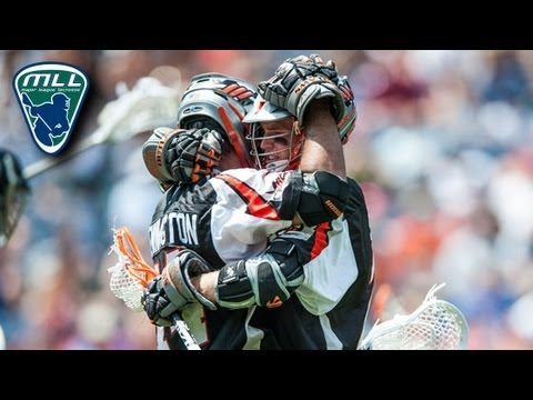 MLL Week 12 Highlights: Chesapeake vs Denver