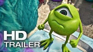 DIE MONSTER UNI Trailer 3 Deutsch German 2013 Official